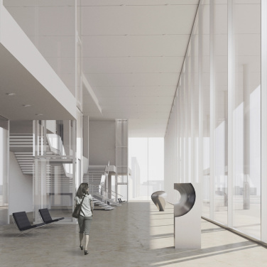 ARCHESIA - Interior Centro Di Cultura Creativa-1