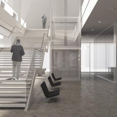 ARCHESIA - Interior Centro Di Cultura Creativa-2