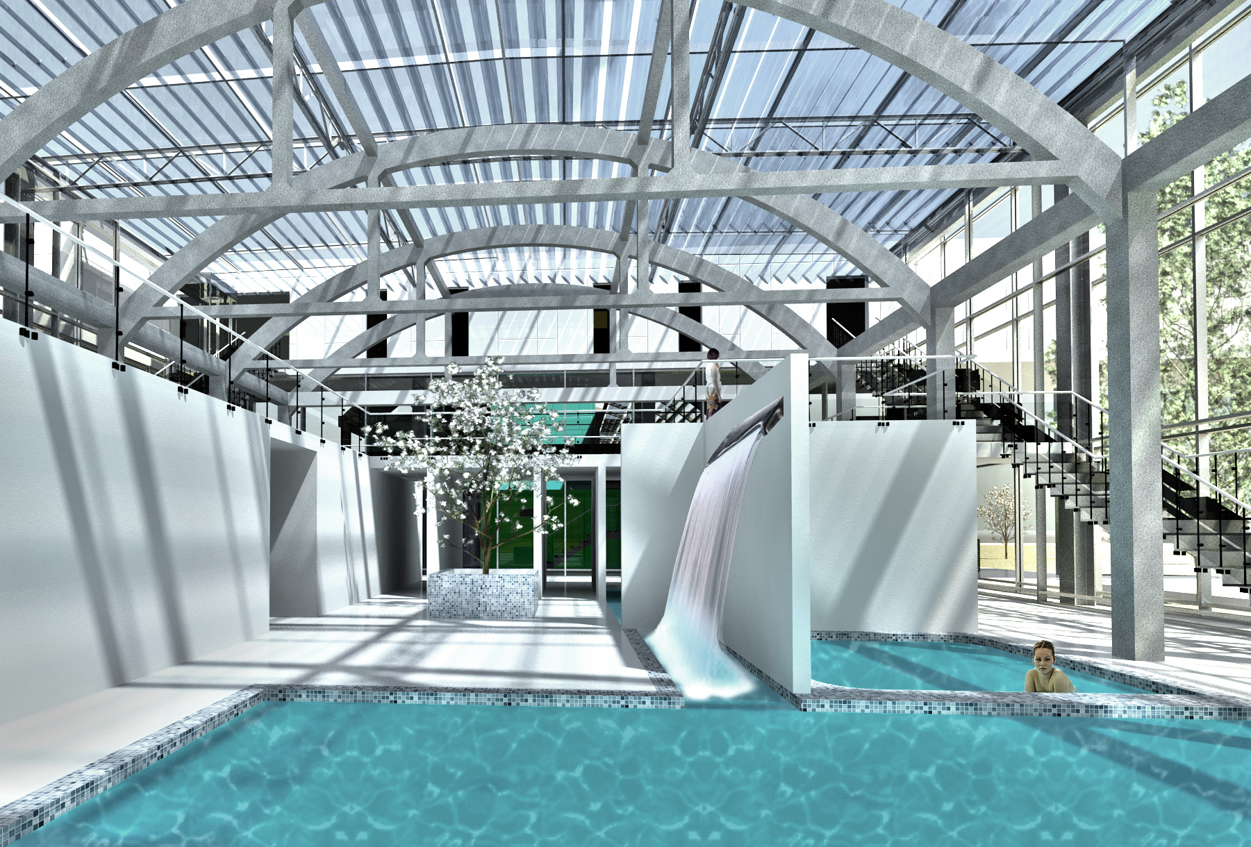 Archesia - Factory Residential SPA Centre 14