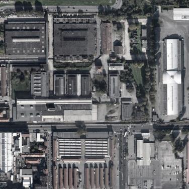 ARCHESIA -Centro di Cultura Creativa - SITE PLAN