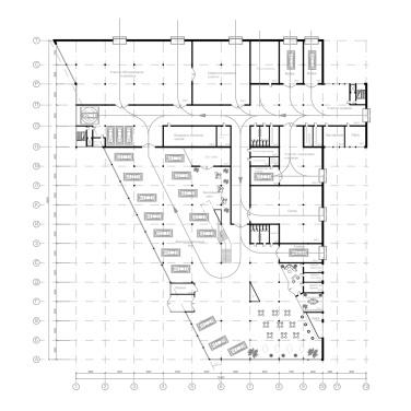 ARCHESIA-Car Centre Gr.Floor