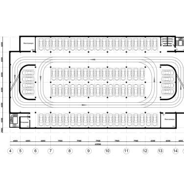 ARCHESIA-Parking- 1st.Floor