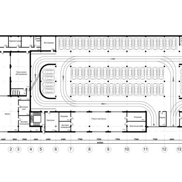 ARCHESIA-Parking-Gr.Floor